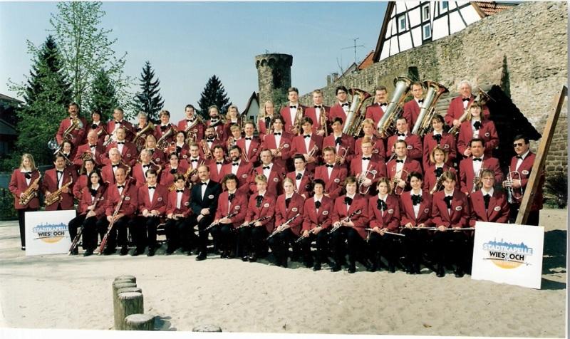 100 Jahre Stadtkapelle Wiesloch 1996