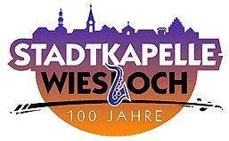 neues Logo der Stadtkapelle im Jahr 1996